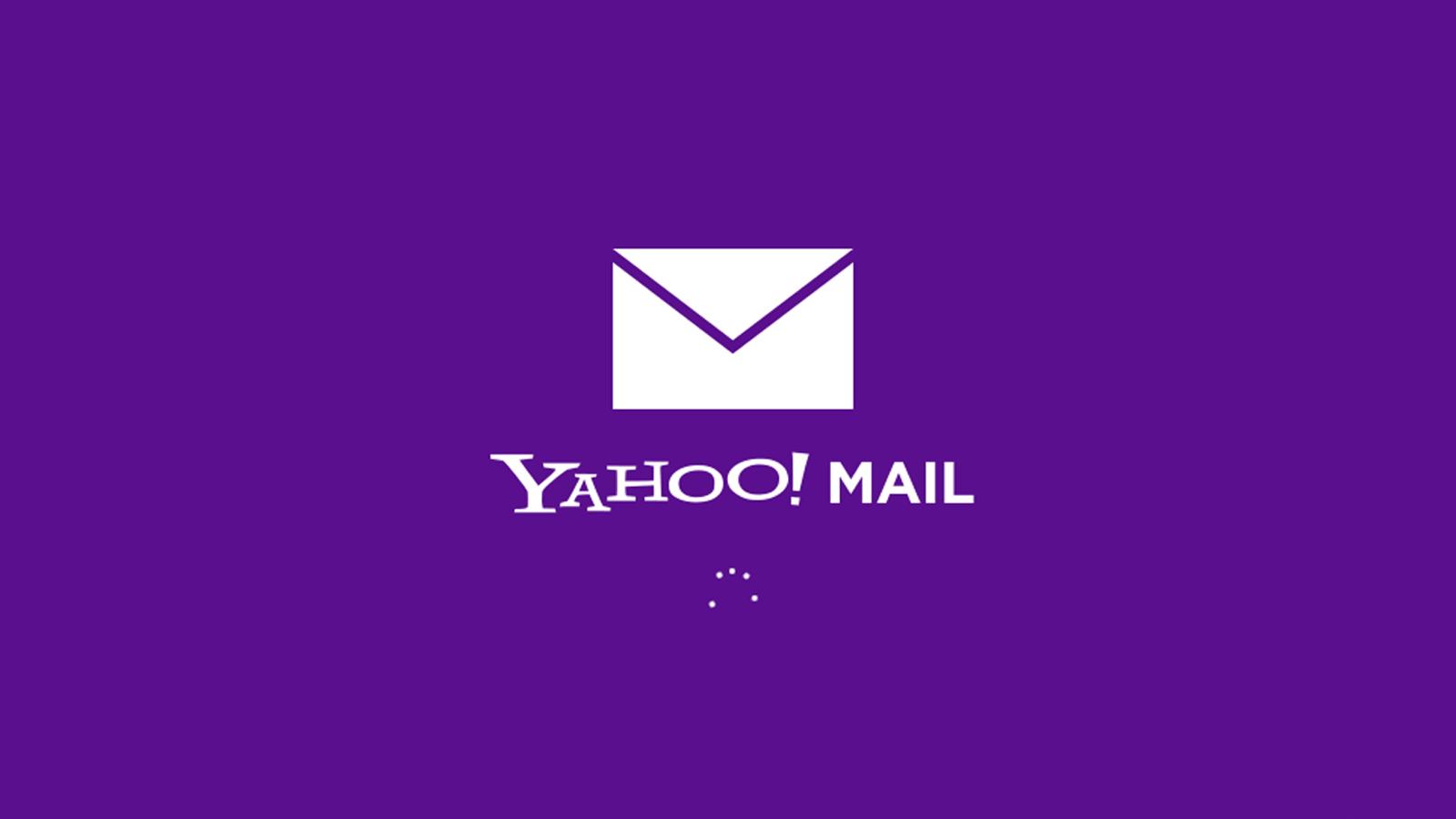 yahoo mail logo wallpaper 63930