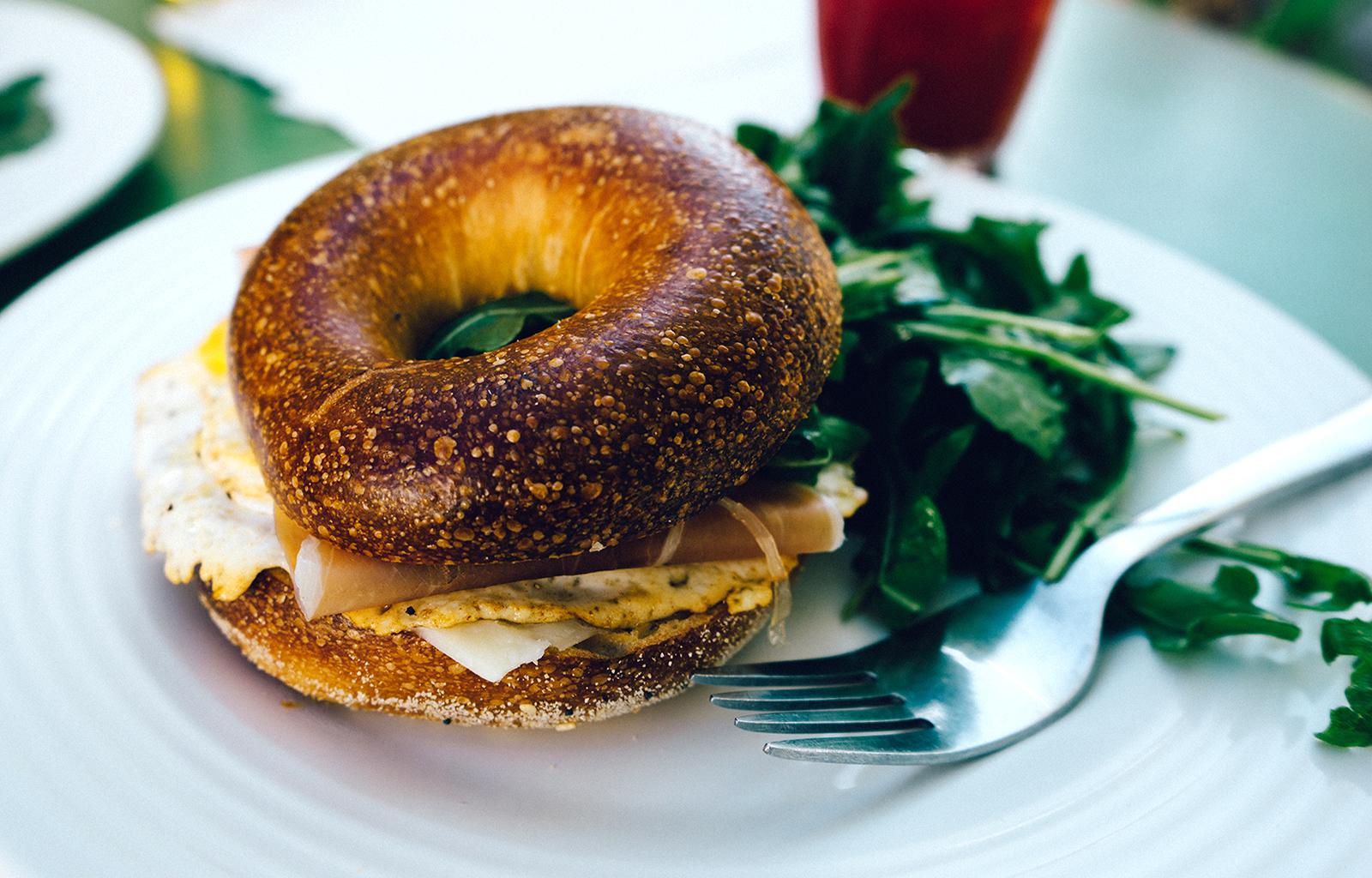 breakfast bagel wallpaper pictures 62965