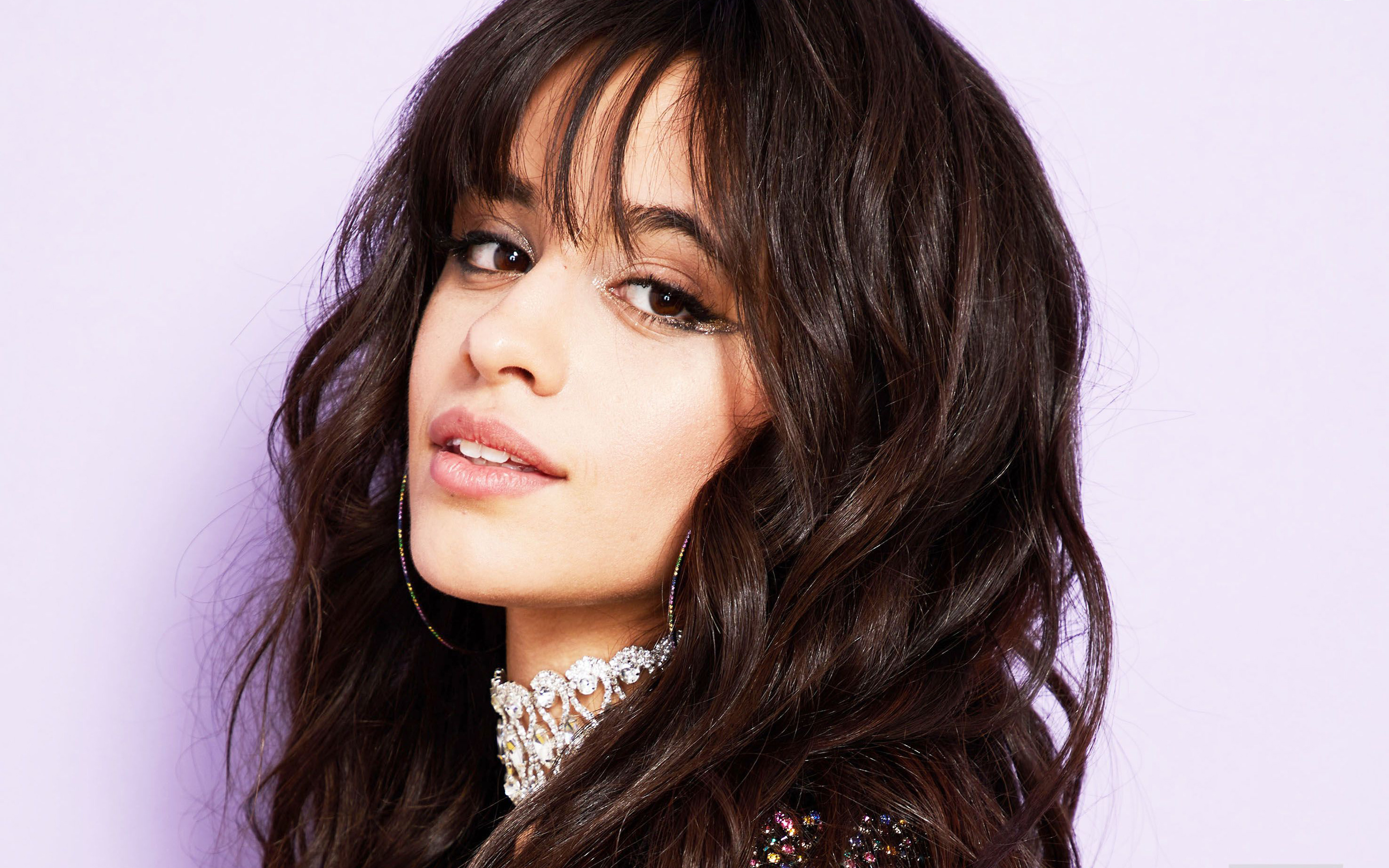 Camila Cabello Face Wallpaper 64582