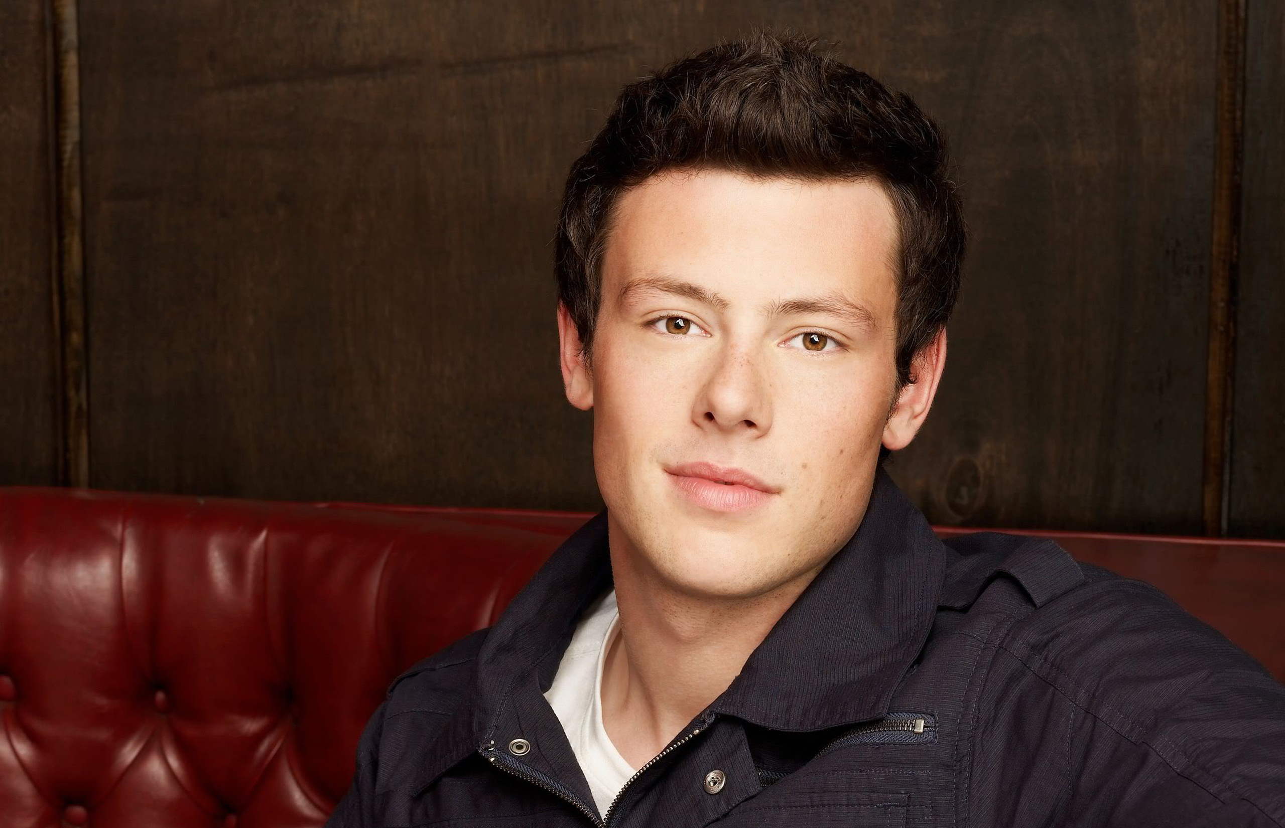cory monteith wallpaper background hd 64054