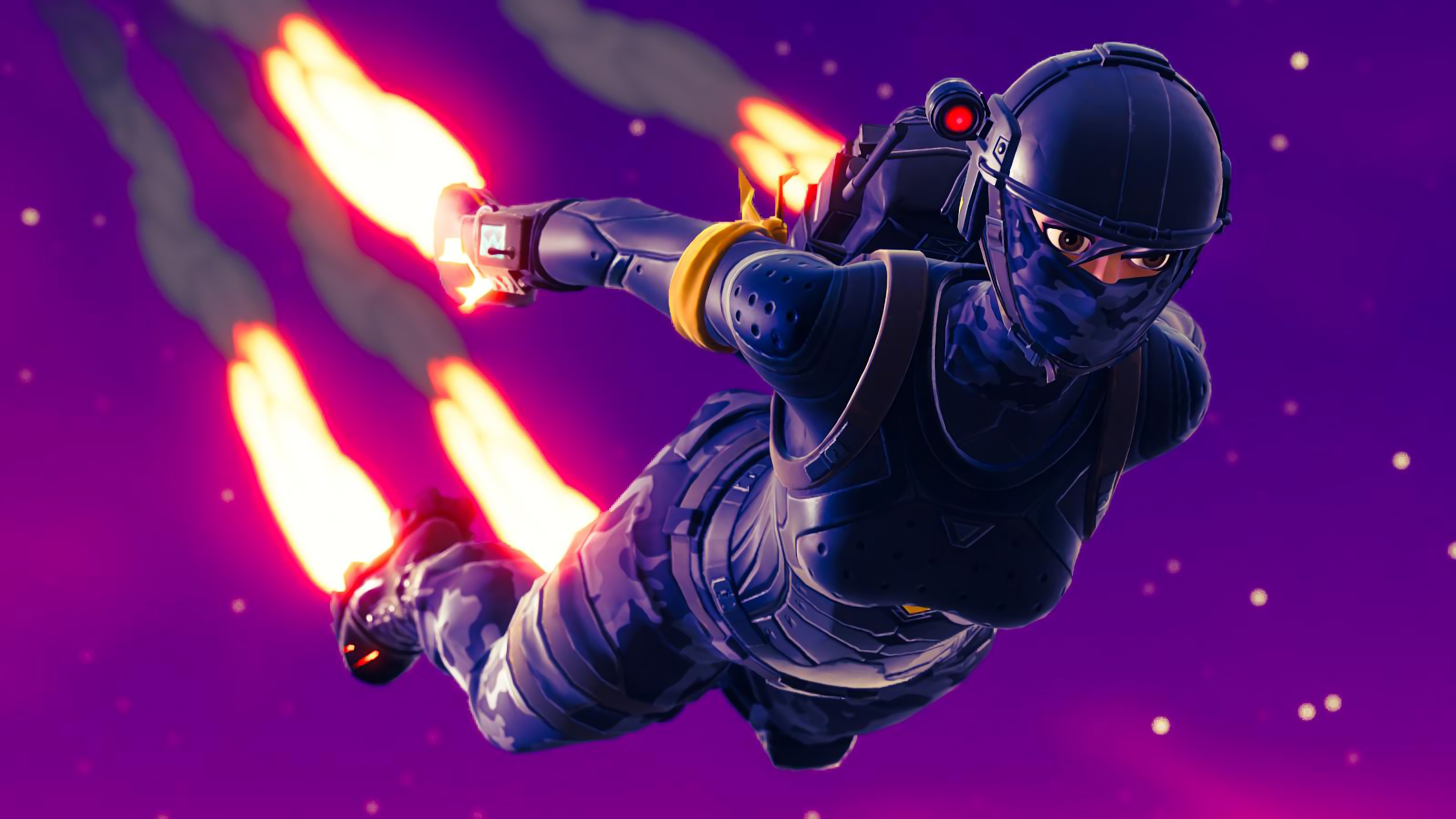 fortnite skydive hd wallpaper 64891