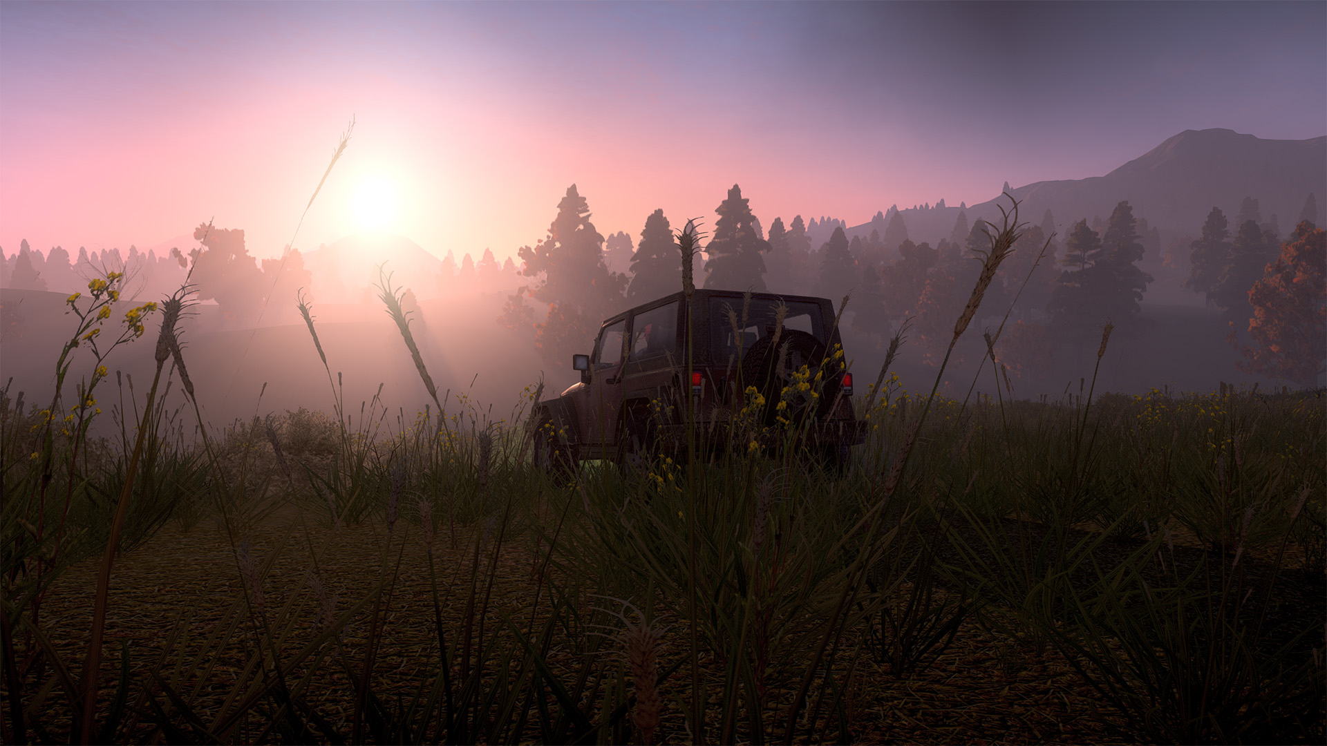 h1z1 jeep wallpaper 64139