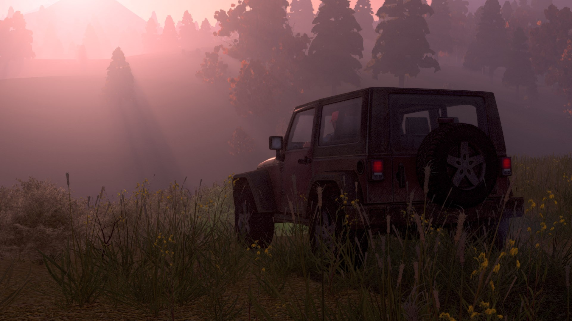 h1z1 jeep wallpaper 64160