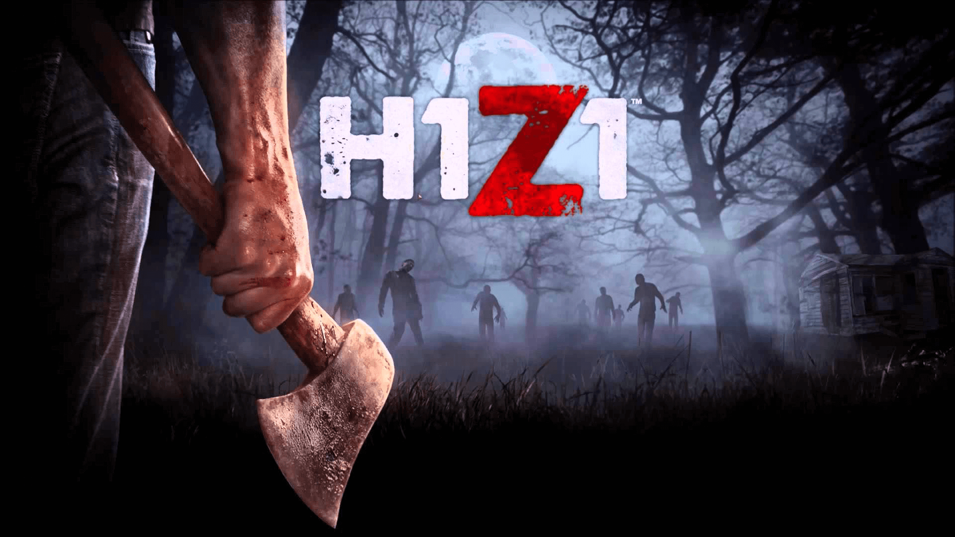 h1z1 zombie video game wallpaper 64156
