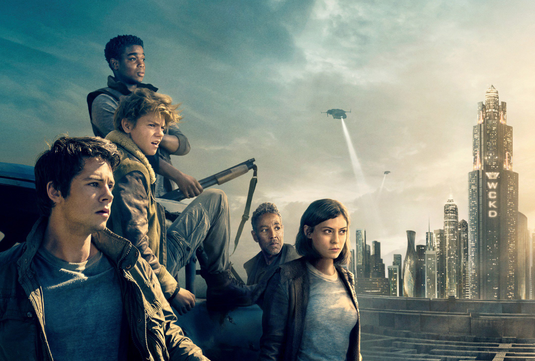 maze runner the death cure wallpaper background 63372