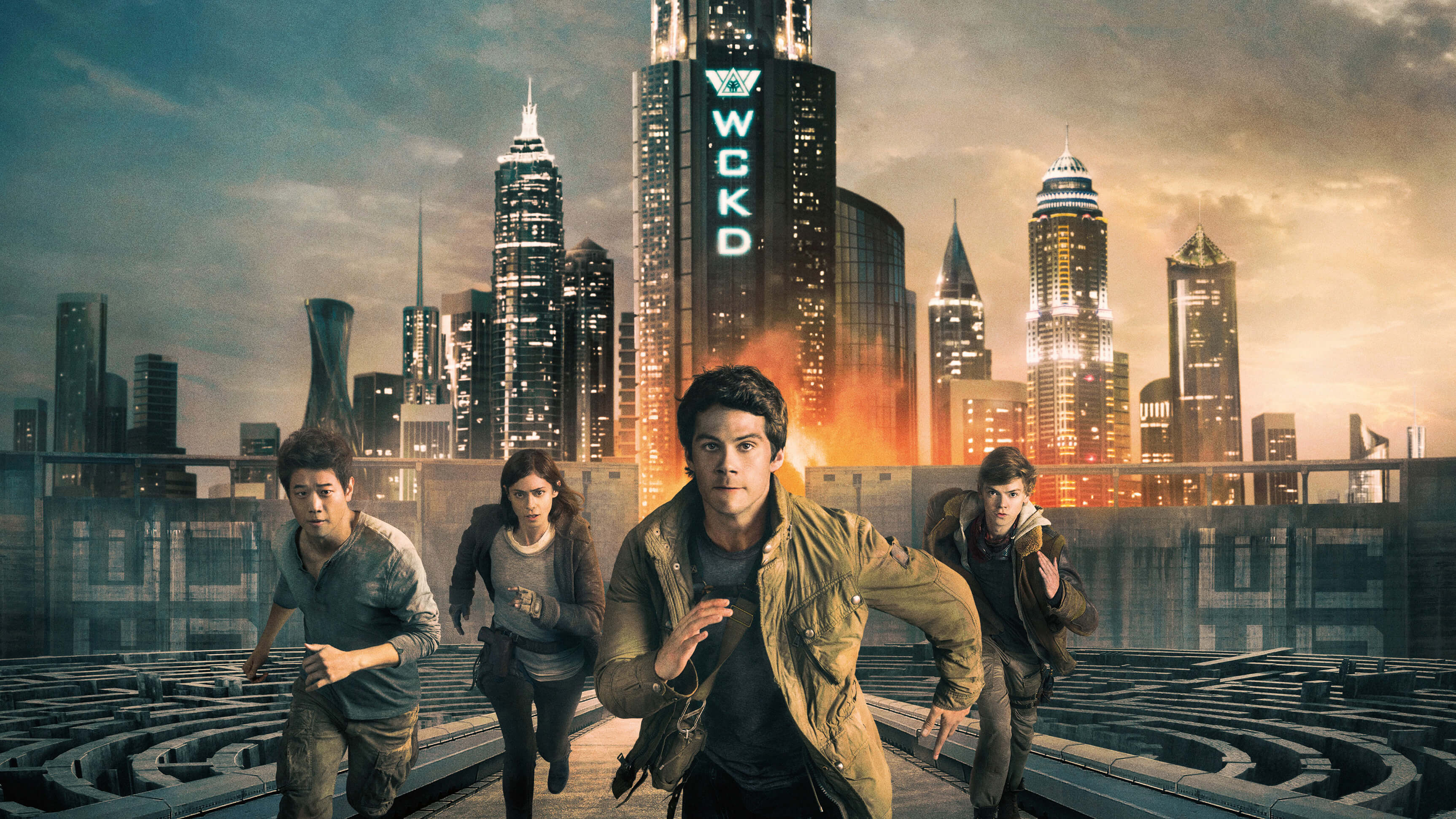 maze runner the death cure wallpaper background hd 63375