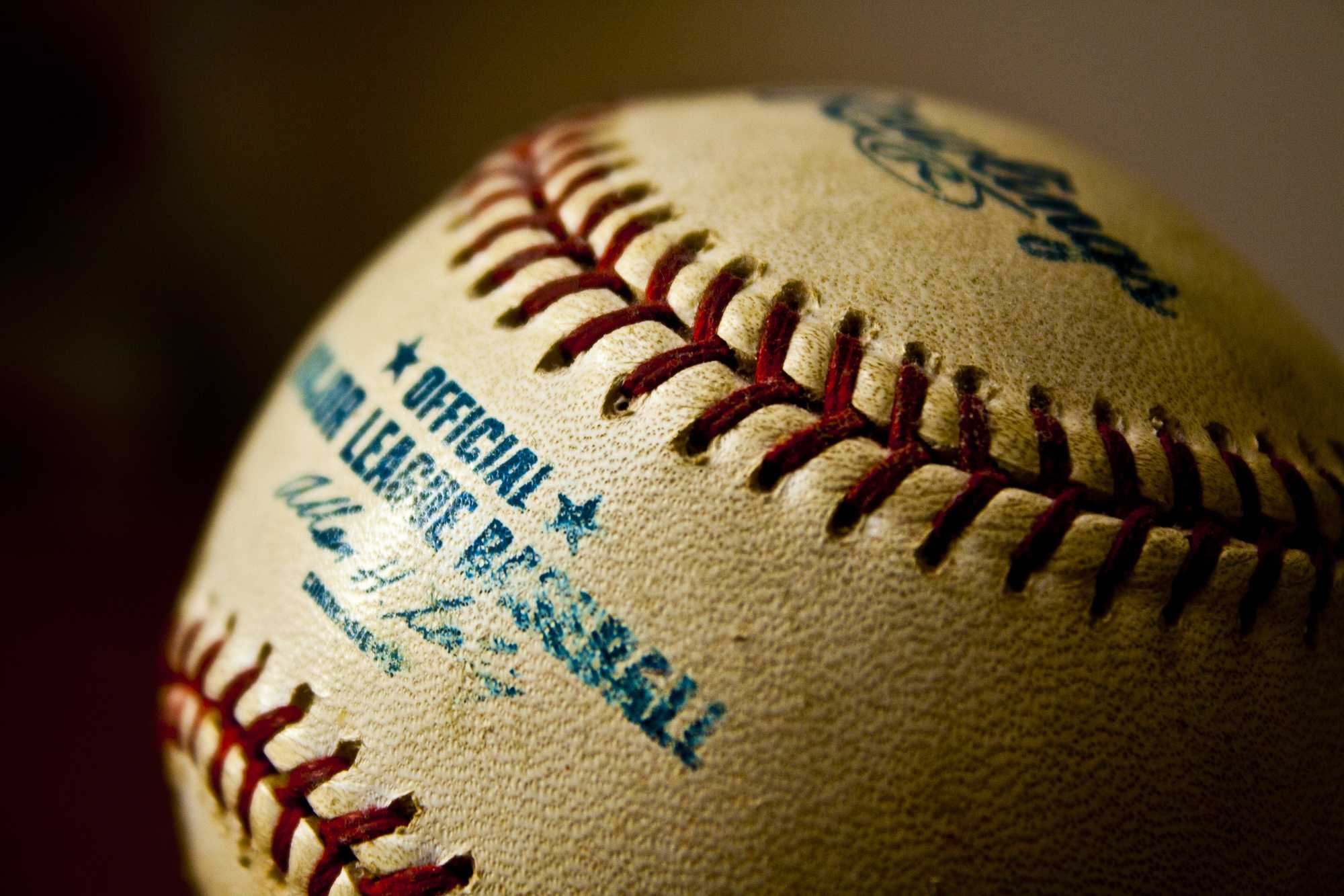 mlb baseball up close hd wallpaper 64776