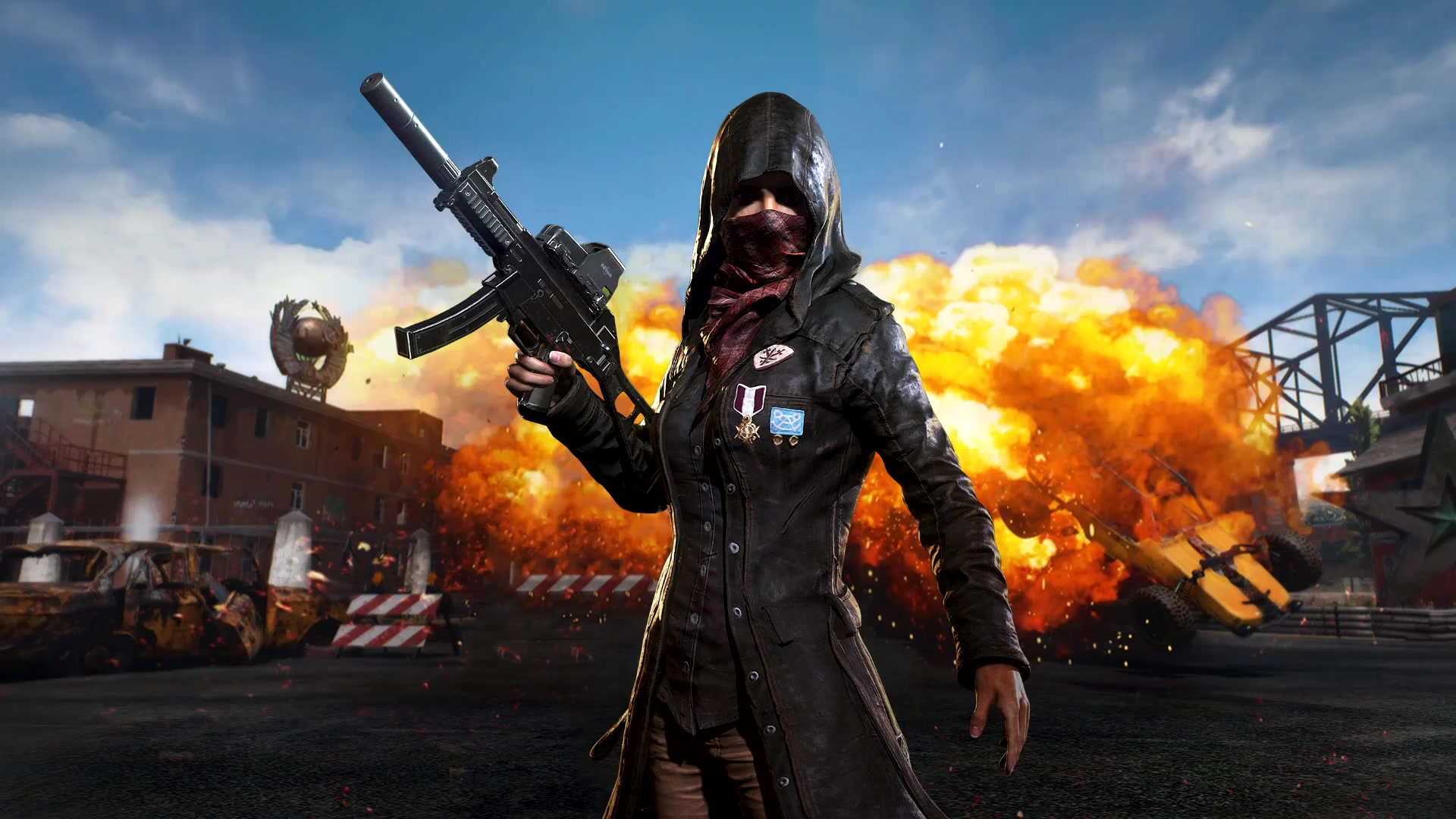 playerunknowns battlegrounds pubg hd wallpaper 64183