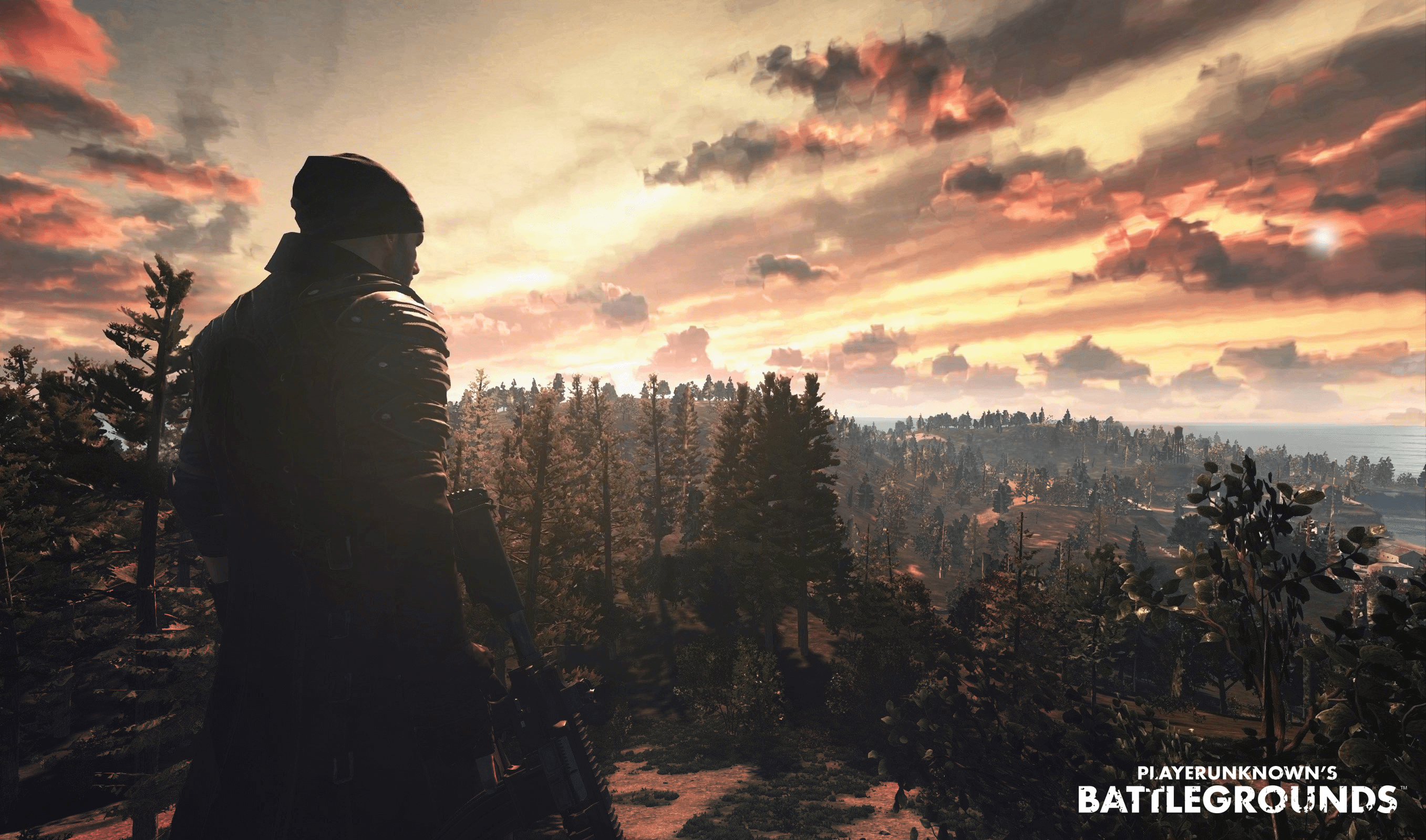 playerunknowns battlegrounds wide wallpaper 64172