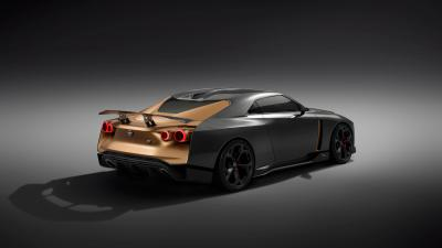 4K Nissan GT R50 Wallpaper 64595
