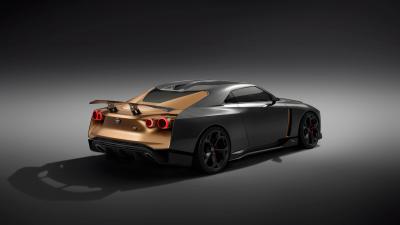 4K Nissan GT R50 Wallpaper 64595