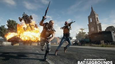 4K PlayerUnknowns Battlegrounds Widescreen Wallpaper 64184
