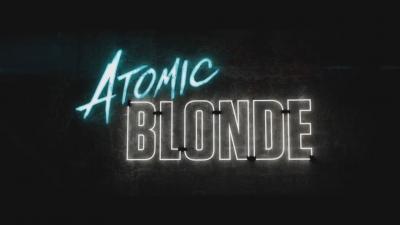 Atomic Blonde Logo Wallpaper 63109