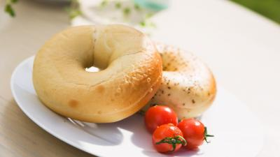 Bagel Wallpaper 62966
