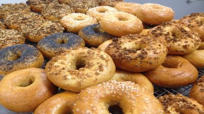 Bagel Wallpaper Background 62962