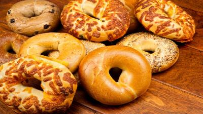 Bagels Wallpaper Background 62967