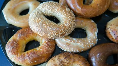 Bagels Wide Wallpaper Pictures 62969