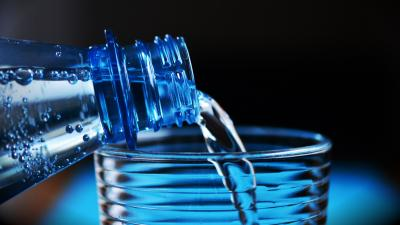 Bottled Water Widescreen Wallpaper Background 63551