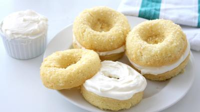 Cream Cheese Bagels Food Wallpaper 62973