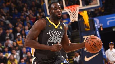Draymond Green Dribbling Wallpaper 63830