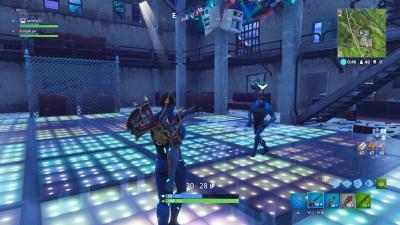 Fortnite Dance Challenge HD Wallpaper 63812