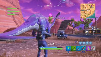 Fortnite Dinosaur Season 5 Wallpaper 64356