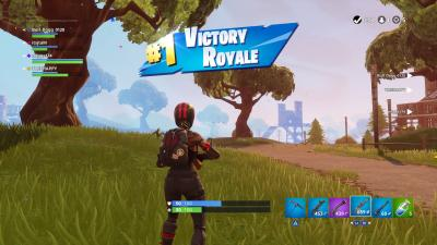 Fortnite Redline Victory Royale Wallpaper 64813