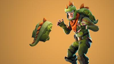 Fortnite Rex Skin Wallpaper 64052