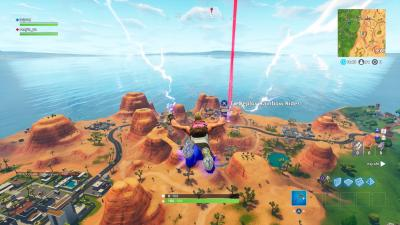 Fortnite Season 5 Gliding HD Wallpaper 64518