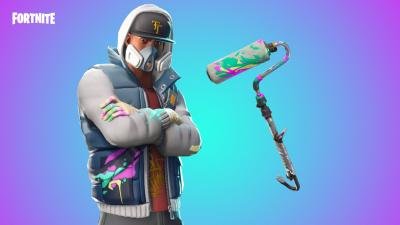 Fortnite Skin HD Wallpaper 64049