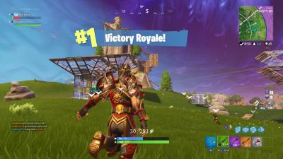 Fortnite Victory Royale Dance Wallpaper 63810