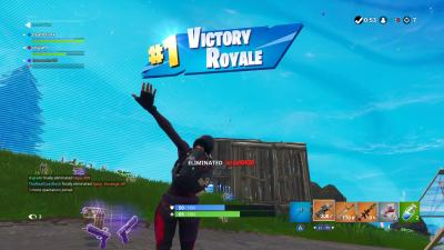 Fortnite Victory Royale Desktop HD Background Wallpaper 64831