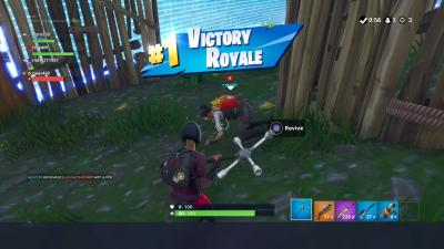Fortnite Victory Wallpaper 64842