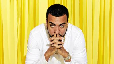 French Montana Wallpaper Background 64080