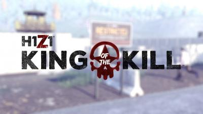 H1Z1 King of the Kill Logo Wallpaper 64158
