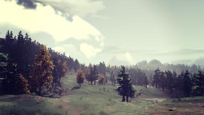 H1Z1 Map Landscape Wallpaper 64169