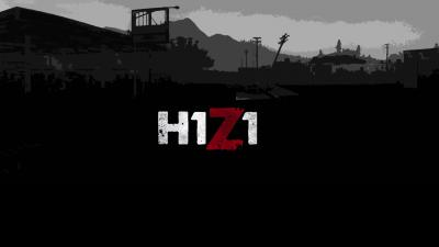 H1Z1 Video Game Logo Wallpaper 64148
