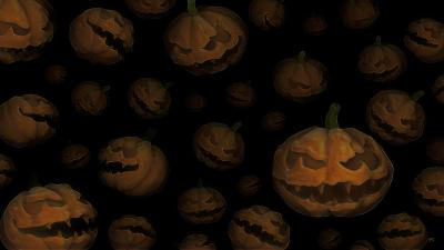 Halloween Pumpkins Wallpaper 65465