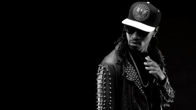 Monochrome Future Rapper Wallpaper 64079