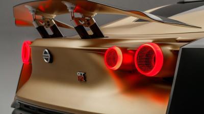 Nissan GT R50 Spoiler Wallpaper 64597