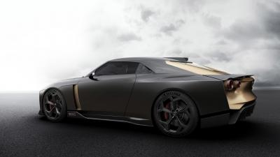 Nissan GT R50 Wallpaper 64592