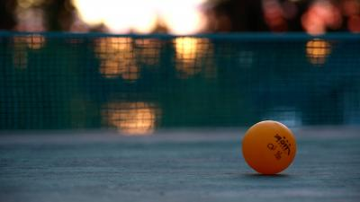 Ping Pong Ball Widescreen Wallpaper 64908