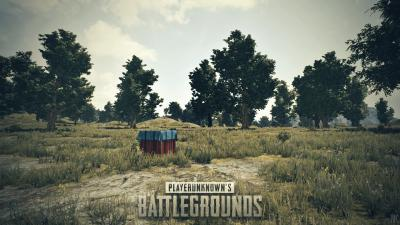 PlayerUnknowns Battlegrounds Crate Wallpaper 64180