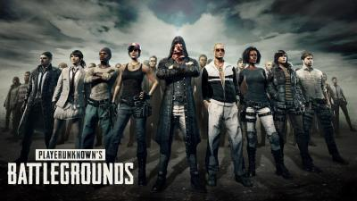 PlayerUnknowns Battlegrounds Game Characters Wallpaper 64193