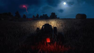 PlayerUnknowns Battlegrounds Night Wallpaper Background 64181