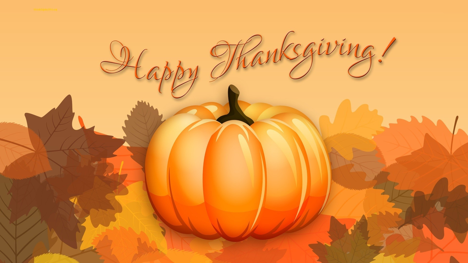 happy thanksgiving holiday wallpaper 65955