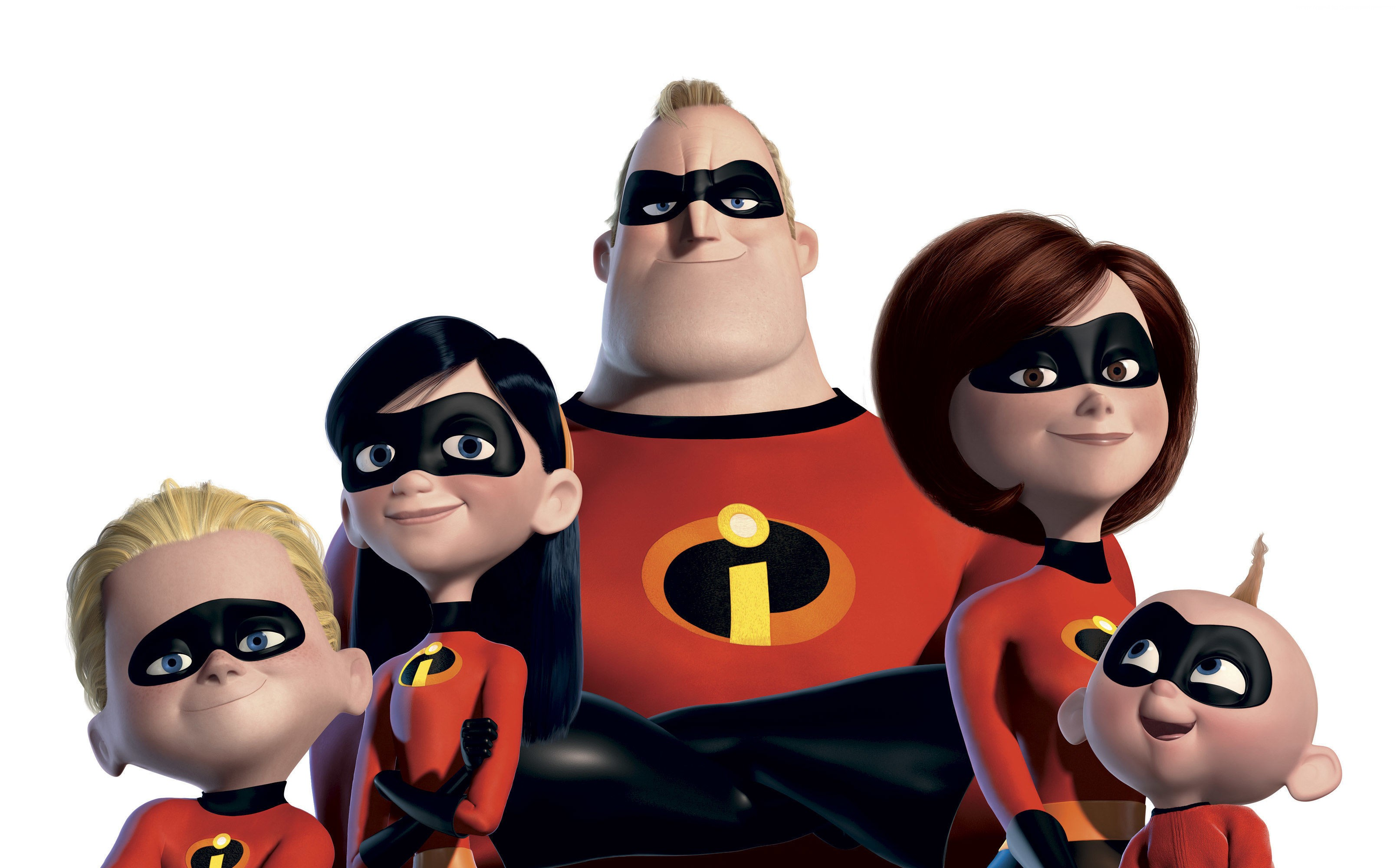 incredibles 2 movie characters wallpaper 64454