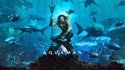 4K Aquaman Movie Wallpaper 64457