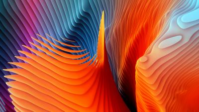 Abstract Shapes Widescreen Wallpaper Background HD 62871