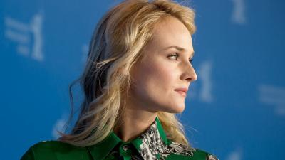 Diane Kruger Face Wallpaper 63347